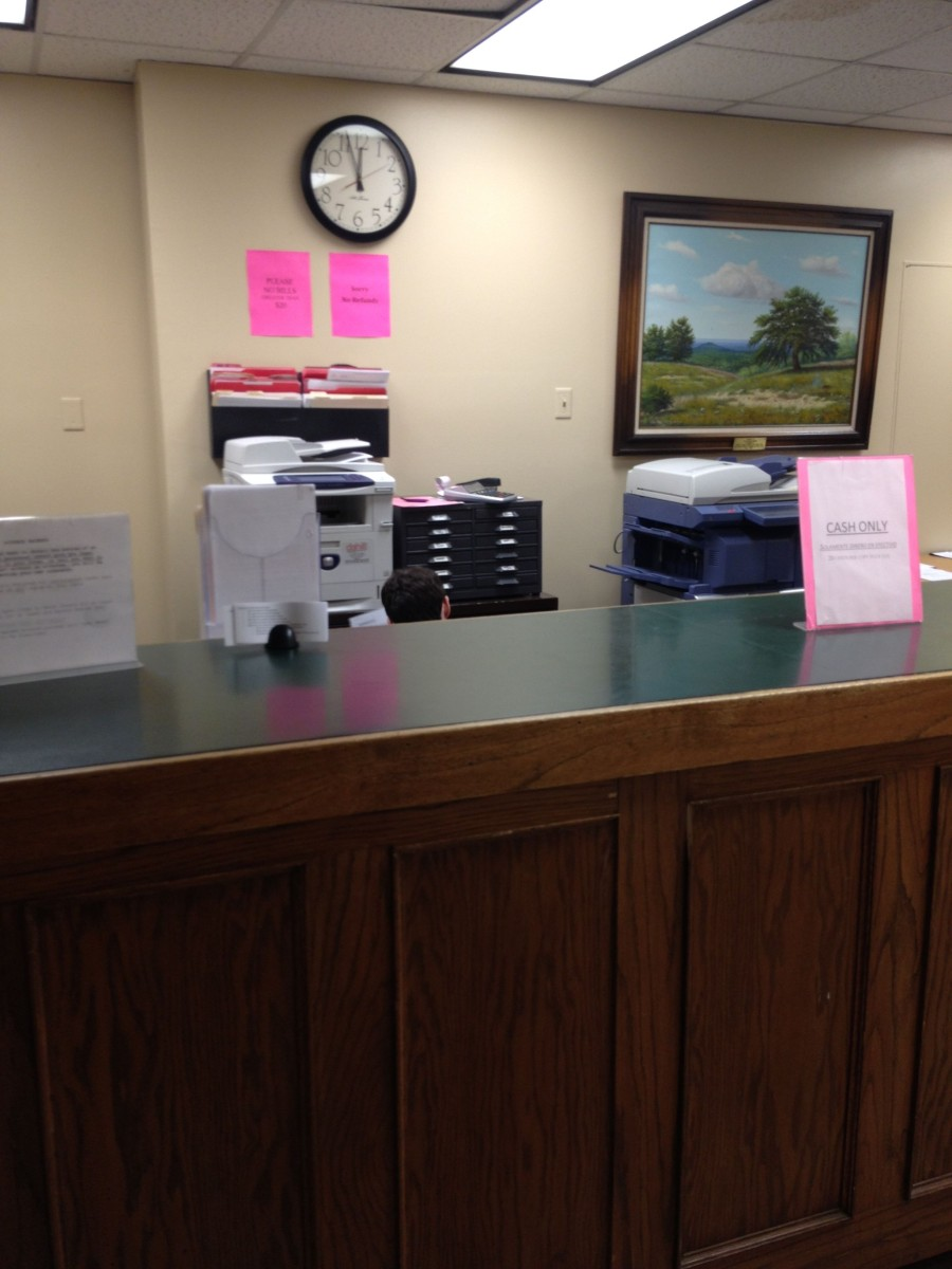 filing for an uncontested divorce in Bexar County